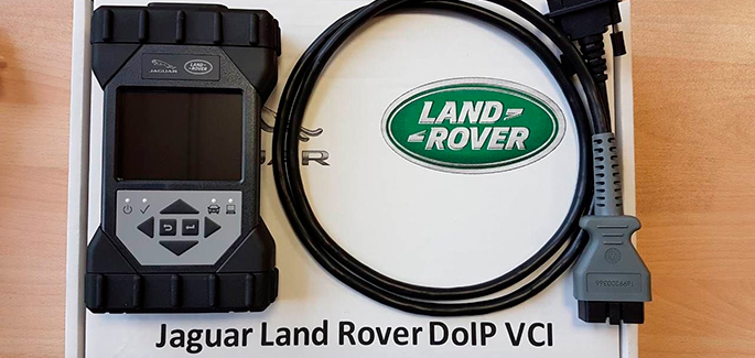 Компьютерная диагностика Land Rove Jaguar в Крыму